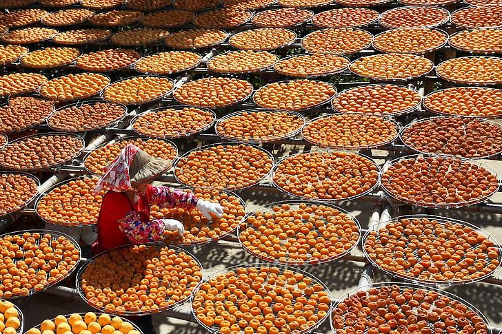 narančasta, mandarina, Kineski suhi mandarina, Kineski suhi naranča, voće, hrana, kineska kultura