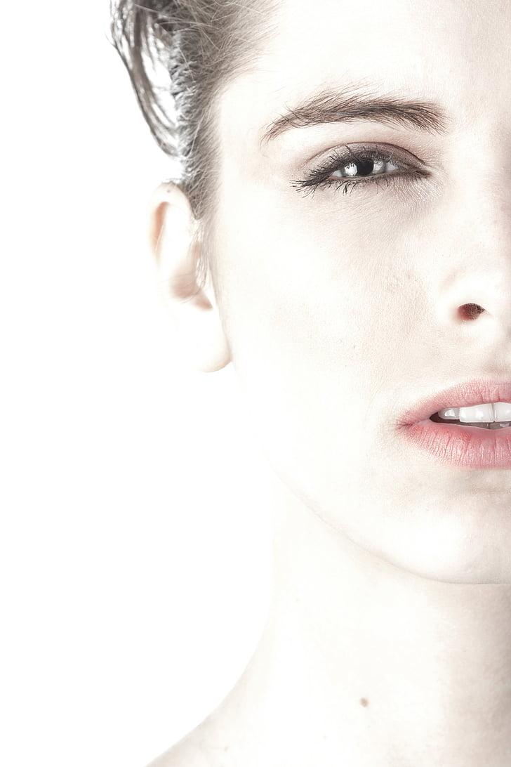 model, ženy, Krásné, mladý model, móda, lidské, expozice