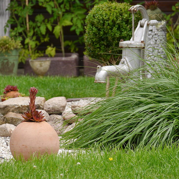 garden, garden design, resting place