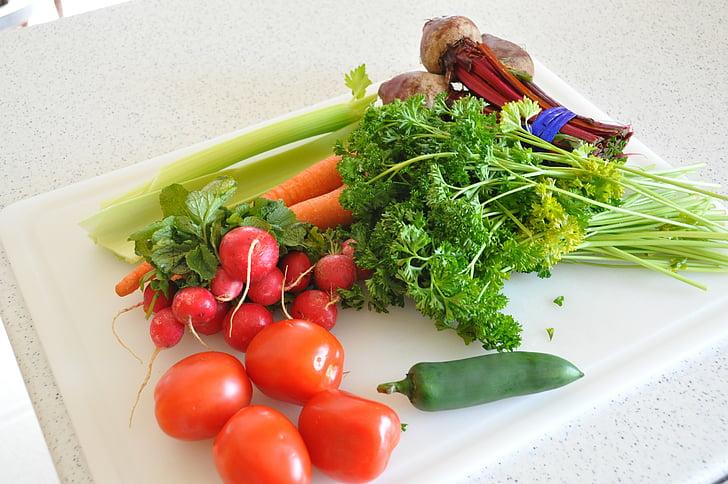 mat, chili, peppar, köket