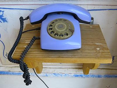 régi telefonkapcsolat