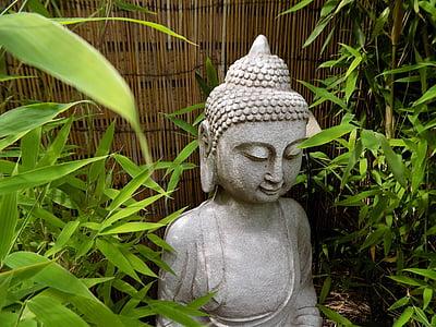 Buddha, Zen, buddhizmus, szép illúzió ceruzával művészet, lelki, meditáció, vallás