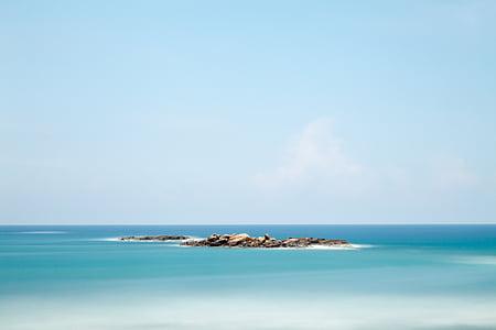 Bãi biển, chân trời, Đại dương, hoạt động ngoài trời, đá, Cát, tôi à?