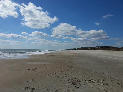 Beach, Shore, óceán, tengerpart, homok, víz, tengerpart
