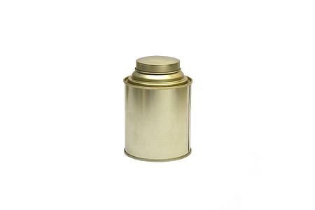 Tina, kasti, konteiner, metallist, ladustamine, saate, pakett