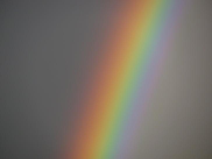 дъга, небе, природата, Открит, цветни, цвят, фонове