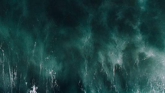 more, oceana, vode, valovi, priroda, pozadina, Sažetak