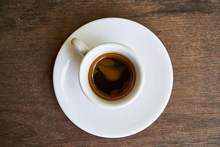 cafè, cafeteria, taula, begudes, Copa, aliments, tassa de cafè