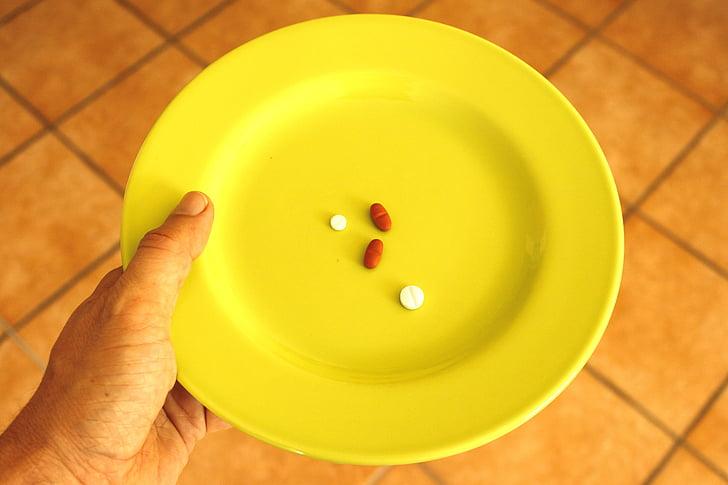 tabletke, ploščo, tablete, medicine, zdravje, Lekarna, zdravila