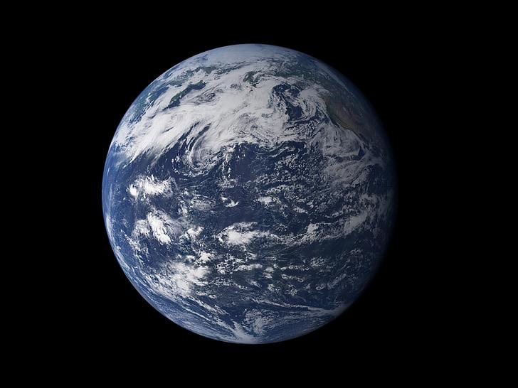Земля, Планета, пространство, Сфера, Голубой мрамор, НАСА, MODIS