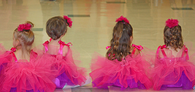ballet, child, tutu, girl, dance, costume, cute