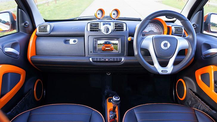 smart car, car, smart, vehicle, automobile, auto, transportation