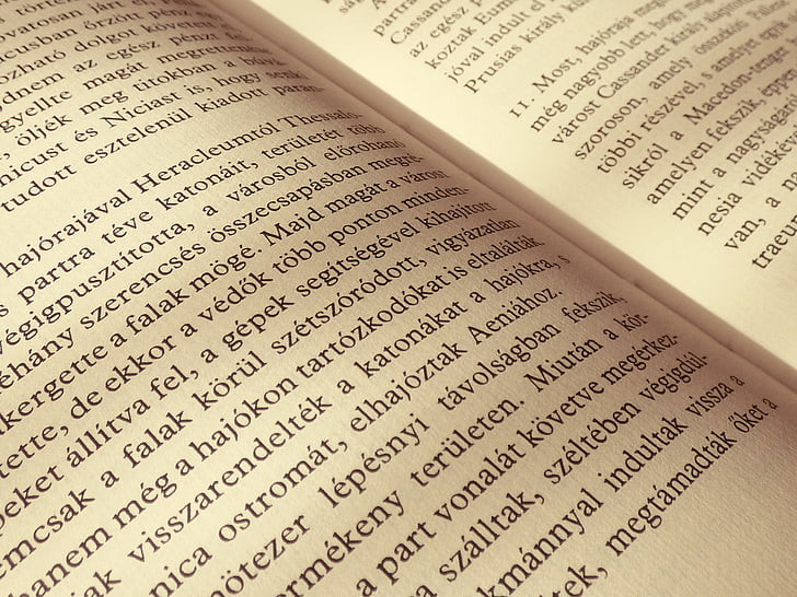 book, pages, background, open book, text, page, letters