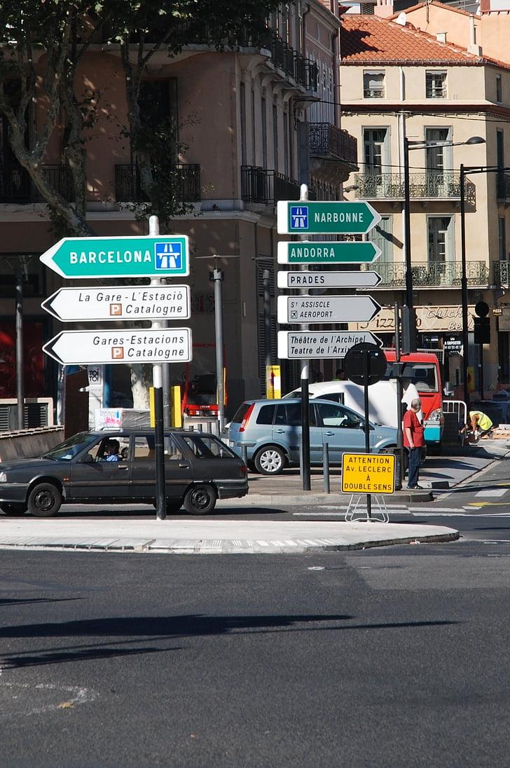 免费图片: 巴塞罗那, 街道, 标志, 城市, 西班牙, 加泰罗尼亚, 城市街道   Hippopx Iphone 5c