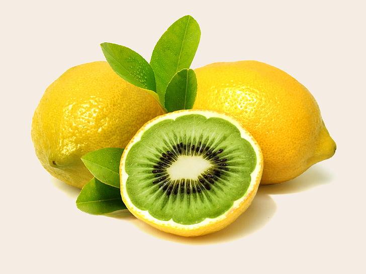 llimones, Kiwi, llimones Kiwi, llimona Kiwi, kiwi de llimona, fruita, fruites