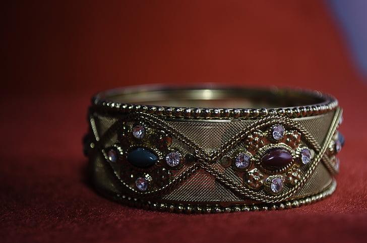 náramok, náramok, šperky, Glamour, móda, príslušenstvo
