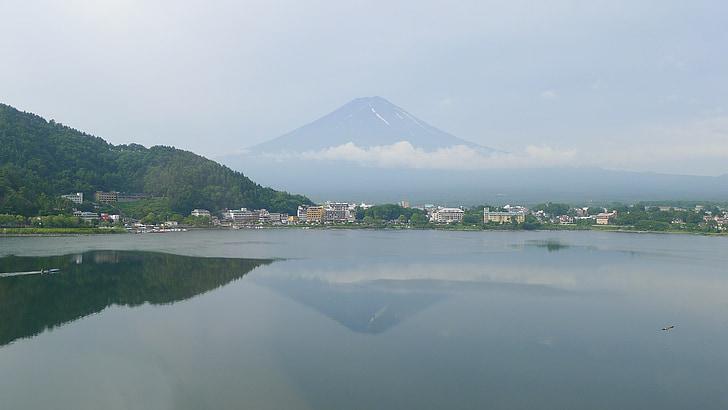 Japan, Mount fuji, turism