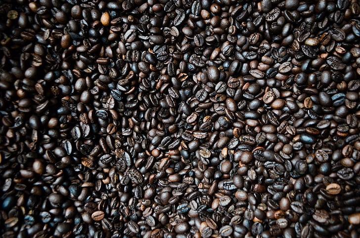 káva, Abstrack, kerinci, pražené kávové zrno, voňavý, náplň, celoobvodové