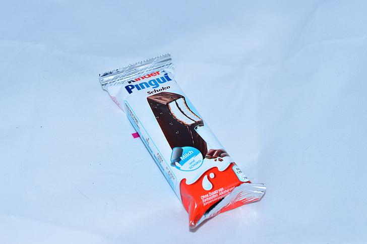 діти пінгвін, солодощі, Упаковка, смачні, продукти харчування, шоколад