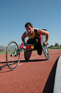 man, athletic, disability, sport wheelchair, handicap, sports, movement