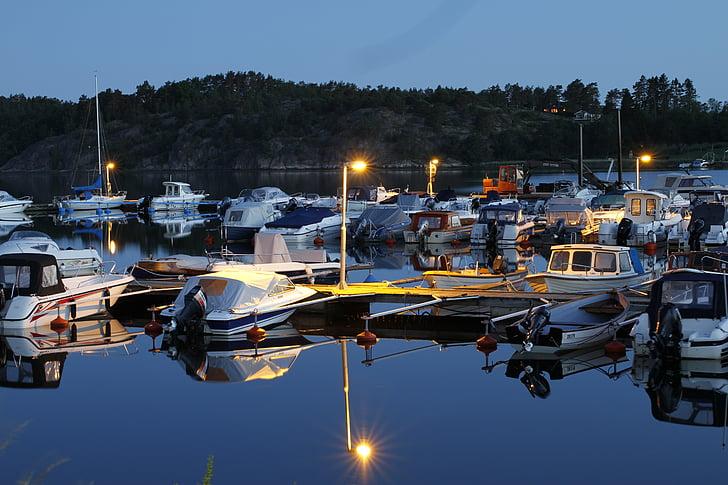 přístaviště pro lodě, moře, koupání, léto, obrázek, Skvělé, Gadfly