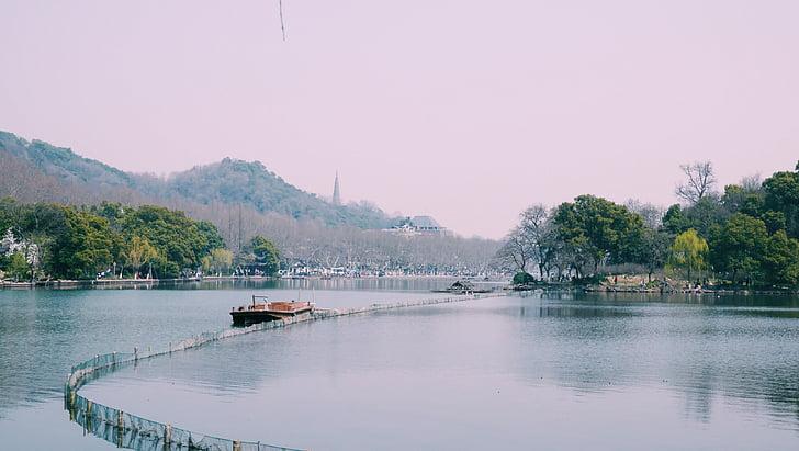 llac Tây, el paisatge, Hangzhou