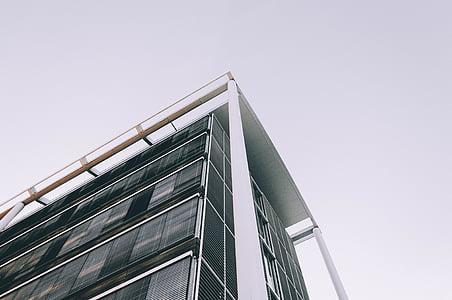 arhitektuur, hoone, infrastruktuuri, Tower, kaasaegne, klaas - materjal, ehitatud struktuur
