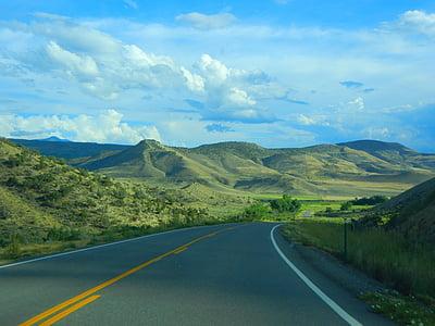 Amèrica, viatges, carretera