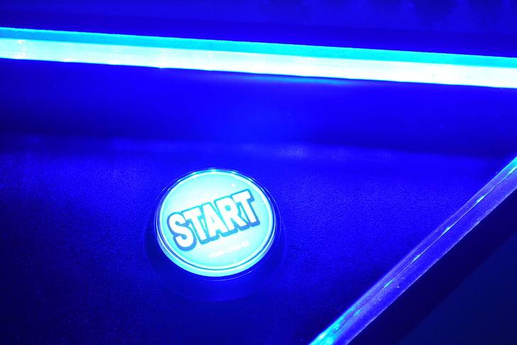 beginning, play, videogame, arcade, games, arcades, game