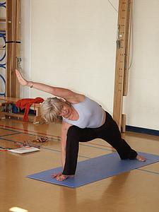 Joga, postawy jogi, Stretch, postawy, zdrowie, ćwiczenia, Kobieta