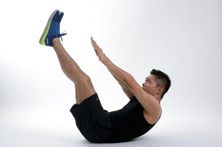 Sports, fitnesa, uzdevums, Pilates, cilvēka sejā, cilvēka ķermeņa, organizācija