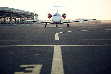 máy bay, hãng, đi du lịch, chuyến đi, Sân bay, đám mây, bầu trời
