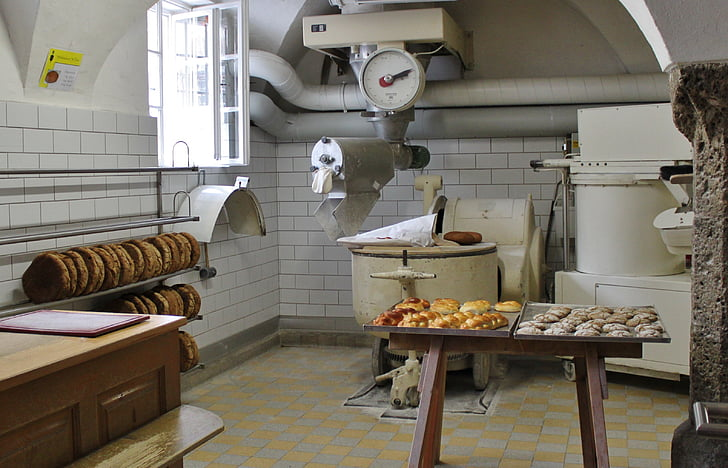 хлебни, backhaus, хляб, пекат хляб, носталгия, Тестомесачка, продажба на хляб