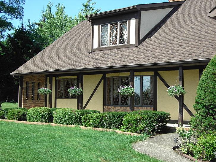 home, villa, building, dream home, live, architecture, manor house
