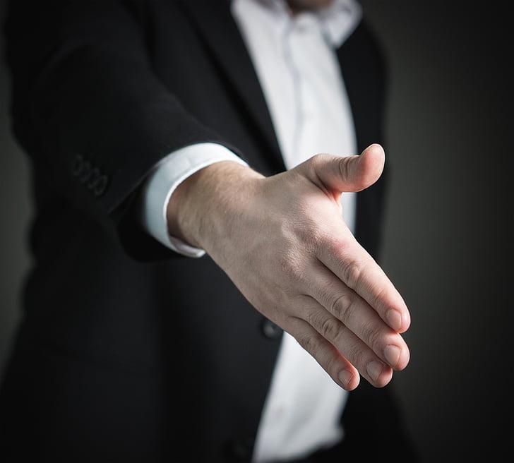 adult, agree, businessman, close-up, collaboration, congrats, congratulations