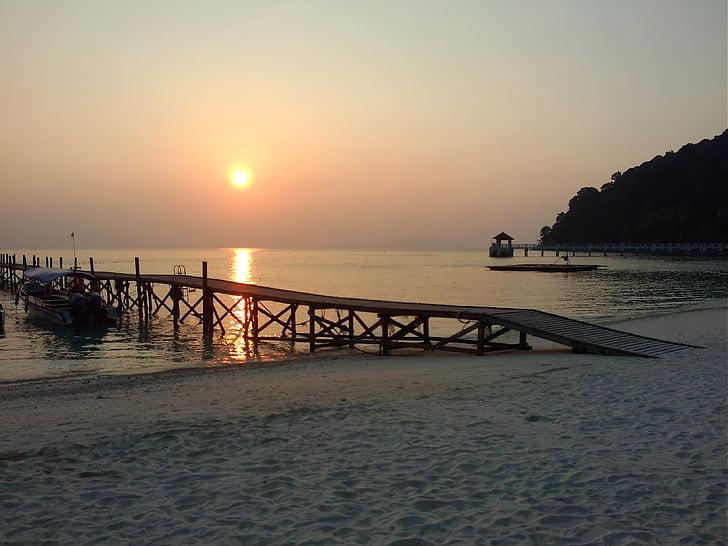 the sea, malaysia, seas island