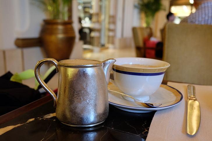 afternoon tea, tea cup, tea 壺