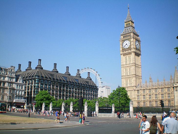 Englanti, Lontoo, rakennus, Big ben, Kellotorni, Fi s, Tower