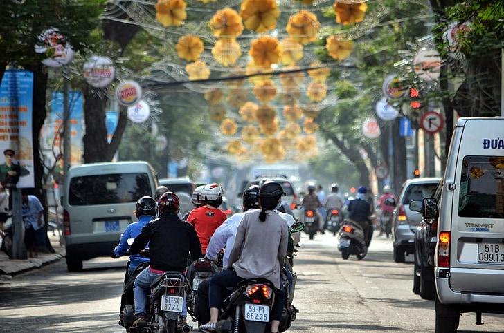 vietnam, siagon, vietnamese, city, ho, minh, chi