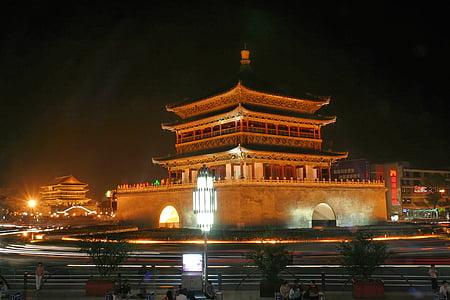 mái nhà, Trung Quốc, con rồng, Tử Cấm thành, kiến trúc, Bắc Kinh, cung điện