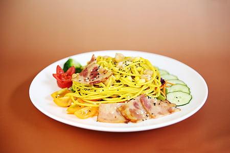 taimne, toidu, puu, Siirappimainen toidu, roog, teenus, pasta