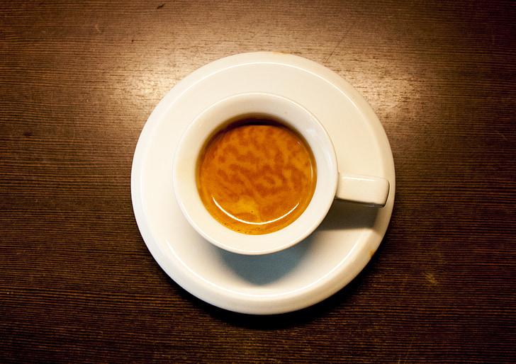 Espresso, Break, kohvi, Cup, espressotasse, Kohvipaus, Heiss