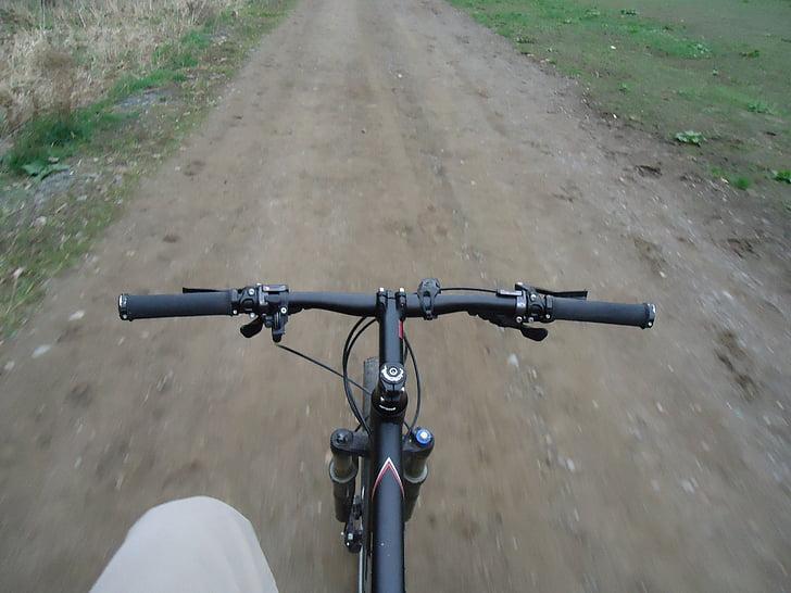 велосипед, от отеля, туристский велосипед