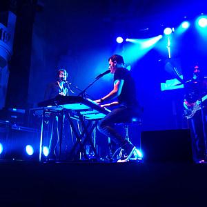 band, singer, musician, music, keyboards, keyboard player, marc martel