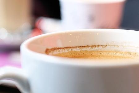 cafè, Copa, tassa de cafè, descans, cafeteria, Henkel, grans de cafè