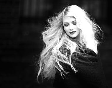 жінка, Блондин, волосся, обличчя, світле волосся, Дівчина, Краса
