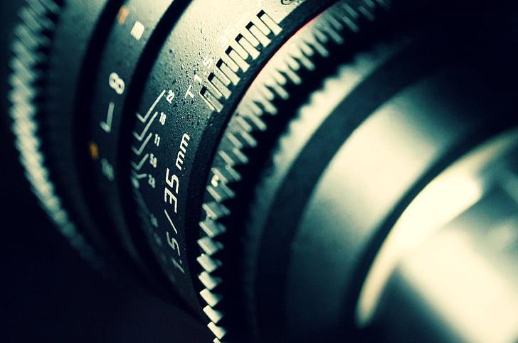 càmera, lent de la càmera, close-up, lent, fotografia, càmera - equip fotogràfic, lent - instrument òptic