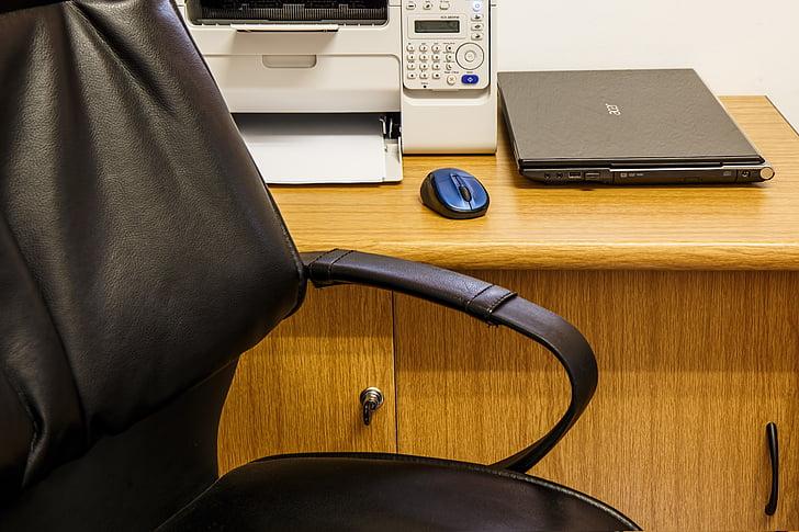 Bureau, Bureau, travail, entreprise, professionnel, lieu de travail, exécutif