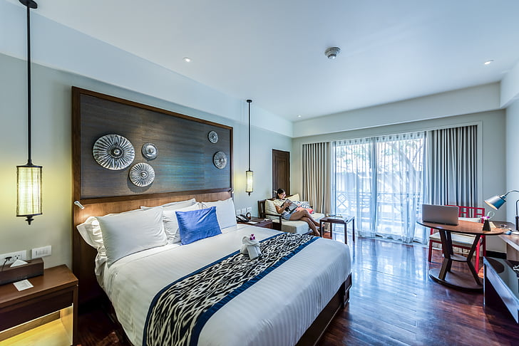architecture, bed, bedroom, chair, contemporary, elegant, furniture