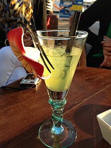 kokteil, jook, jook, kosutust, klaas, alkoholi, Ööklubi